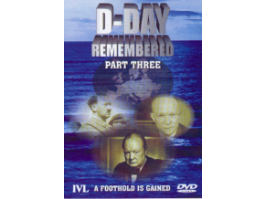 Dday Remembered Part 3 (DVD)