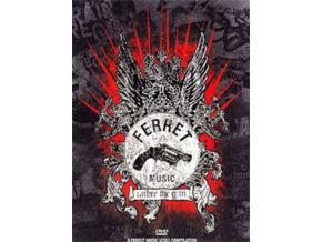 VARIOUS ARTISTS - Ferret Music  Under The Gun (DVD)