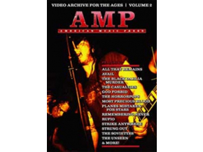 VARIOUS ARTISTS - Amp  Vol 2 (DVD)