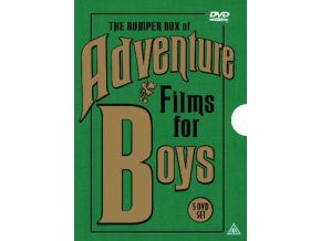 Bumper Box Of Adventure Films For Boys (DVD)