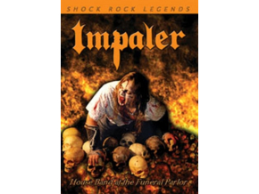 IMPALER - House Band At The Funeral (DVD)