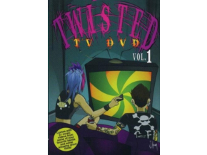 VARIOUS ARTISTS - Twisted Tv  Vol 1 (DVD)