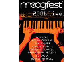 VARIOUS ARTISTS - Moogfest 2006  Live (DVD)