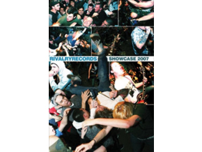 VARIOUS ARTISTS - Rivalry Records Showcase 2007 (DVD)
