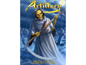ARTILLERY - One Foot In The Grave (DVD)