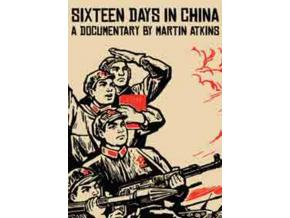 MARTIN ATKINS - 16 Days In China Extra Hard (DVD)
