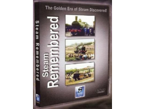 Steam Remembered (DVD)
