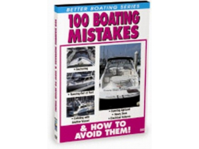 100 Boating Mistakes (DVD)