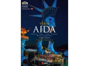 SOLOISTS & VIENNA SO & CHORUSES - Verdiaida (DVD)