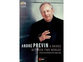 PREVIN & MUTTER & FLEMING & FARROW - Variousandre Previn (DVD)