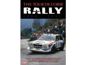 Tour De Corse Rally 19841991 (DVD)