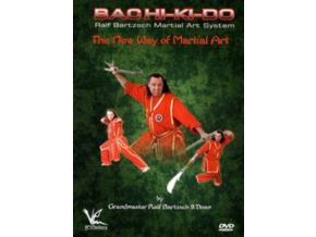 Bachikido The New Way Of Martial Arts (DVD)