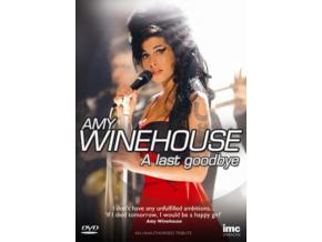 AMY WINEHOUSE - A Last Goodbye (DVD)