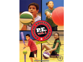 Physical Education Games Vol 1 (DVD)