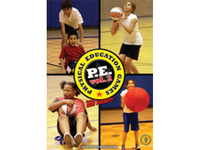 Physical Education Games Vol 2 (DVD)