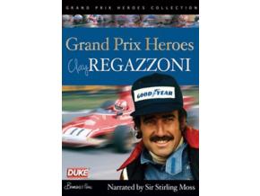 Clay Regazzoni  Grand Prix Hero (DVD)