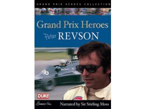 Peter Revson  Grand Prix Hero (DVD)