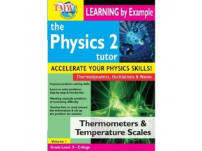 Thermometers  Temperature Scales 2 (DVD)