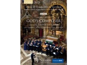 VARIOUS ARTISTS - Victoriagods Composer (DVD)
