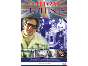 What Drives The British (DVD)