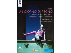 VARIOUS ARTISTS - Verdiun Giorno Di Regno (DVD)