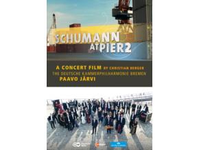 PAAVO JARVI & CHRISTIAN BERGER - Schumannat Pier 2 Doc (DVD)