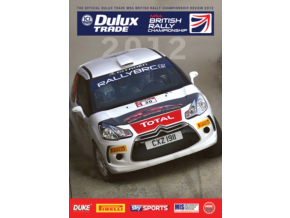 British Rally Championship Review 2012 (DVD)