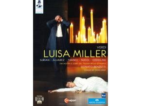 RENZETTI & ALVAREZ & NUCCI - Verdiluisa Miller (DVD)