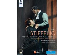 BATTISTONI & ORCHESTRA PARMA - Verdistiffelio (DVD)