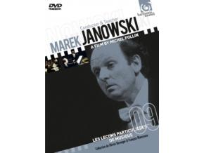 Marek Janowski Conductor  Teacher (DVD)