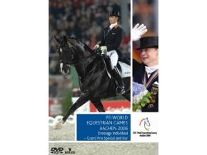 Fei World Equestrian Games 2006 Dressage (DVD)
