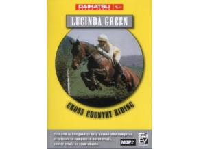 Lucinda Green Cross Country Riding (DVD)