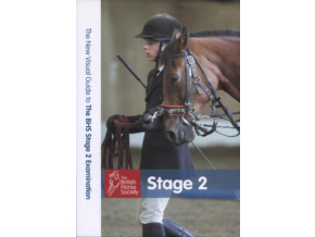 New Visual Guide To The Bhs Stage 2 (DVD)