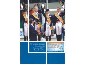 Fei European Dressage Ch Team Grand Prix (DVD)