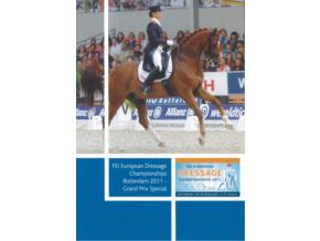 Fei European Championship Dressage Rotte (DVD)