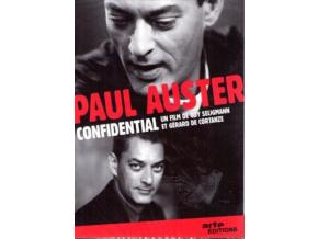 Paul Auster Confidential (DVD)
