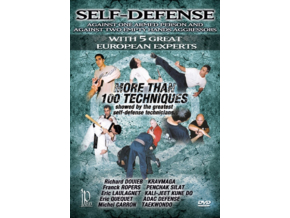 Selfdefense Against 1 Armed Person 2 Una (DVD)