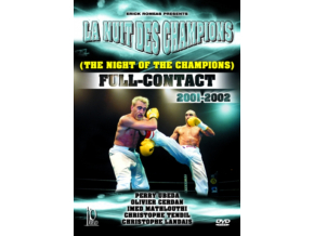 Fullcontact The Night Of The Champions (DVD)