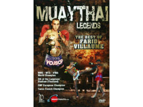Muaythai Legends The Best Of Farid Villa (DVD)
