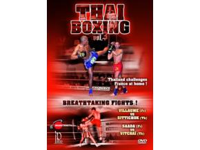 Thai Boxing Breathtaking Fights Volume 3 (DVD)