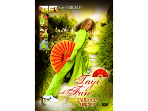 Taiji With A Fan Taiji Shan Of Yang Styl (DVD)