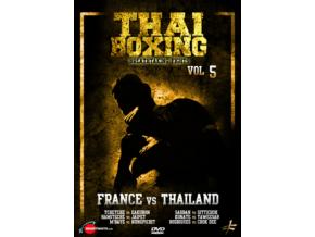 Thai Boxing Breathtaking Fights Volume 5 (DVD)