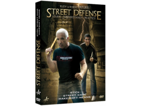 Street Defense Stick Street Cane Makeshi (DVD)