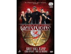 Warriors 3 The Return Of Krav Warriors (DVD)