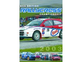 British Rallycross Review 2003 Dvd (DVD)
