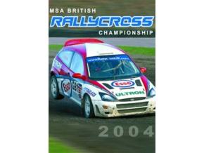 British Rallycross Review 2004 Dvd (DVD)