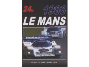 Le Mans 1986 Review Dvd (DVD)