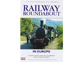 Railway Roundabout In Europe 2 Dvd Set (DVD)