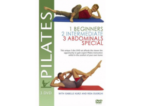 Pilates Collection Vols 1 2 3 3 Dvd Set (DVD)
