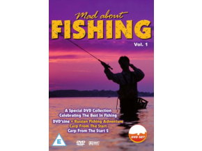Mad About Fishing Volume 1 (DVD)